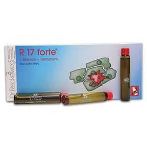 Dr  Reckeweg R 17 Forte Glandular Enlargement forte ampoules - 10x2Amp