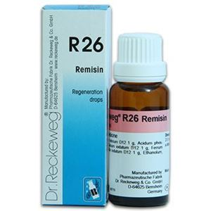 Dr  Reckeweg R 26 Regeneration Drops - 22 ML