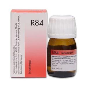 Dr  Reckeweg R 84 Inhalent-Allergy Drops - 30 ML