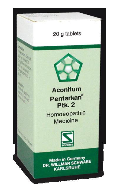 Aconitum Pentarkan® Ptk. 2