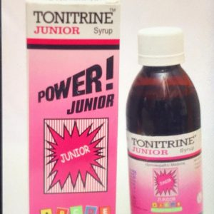 Tonitrine Junior Syrup