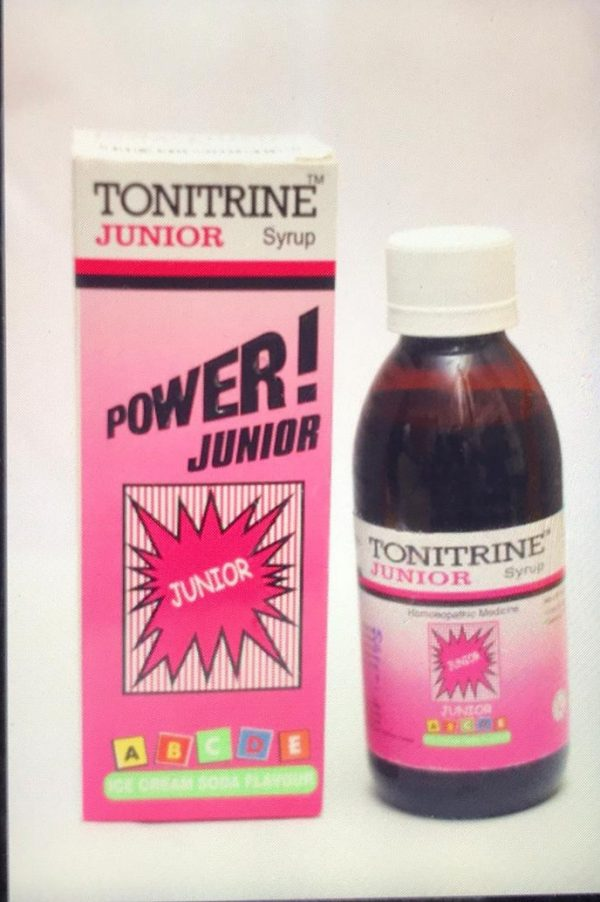 Tonitrine Junior Syrup
