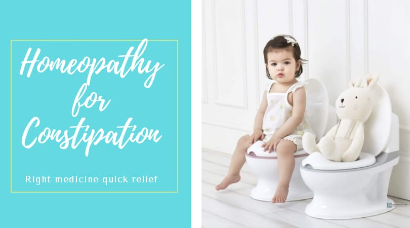 Best homeopathic medicine for constipation